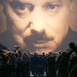 An image from the movie Nineteen Eighty-Four