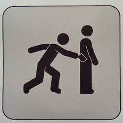 An image depicting one person pick pocketing another as some unscrupulous employers metaphorically do