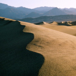 An image of a section of desert in Death Valley, California and all the people that care about you and your company